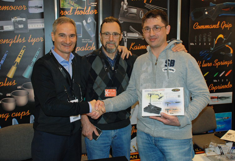 fly tying contest premiazione lecca