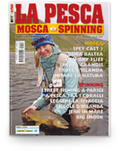 La Pesca Mosca e Spinning n. 3/2010