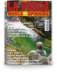 La pesca mosca e spinning n. 5/2010