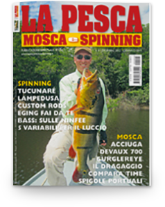 La Pesca Mosca e Spinning n. 6/2012