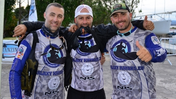 Branzino The Challenge 2019 ai francesi