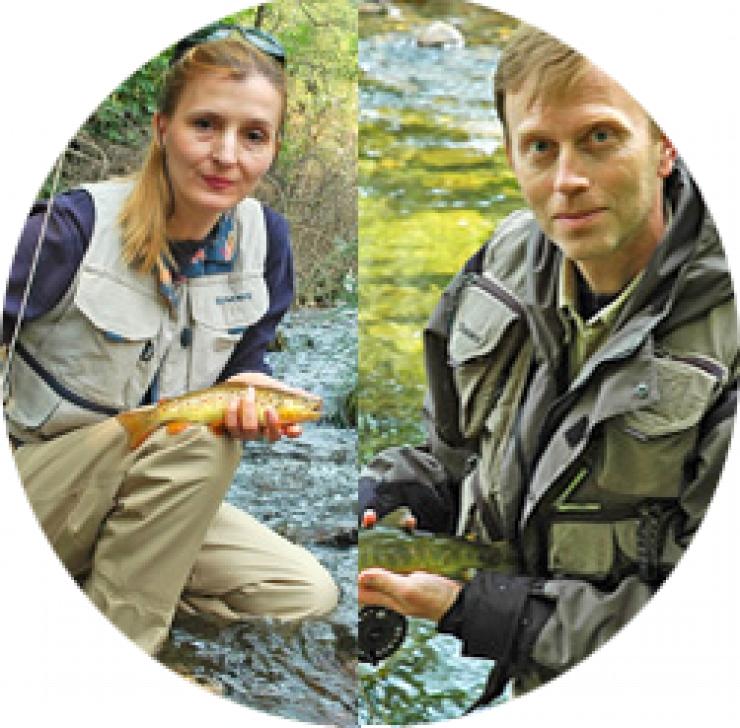 Nadica Stanceva e Igor Stancev