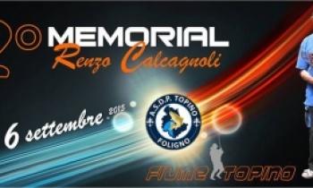 2° Memorial Calcagnoli